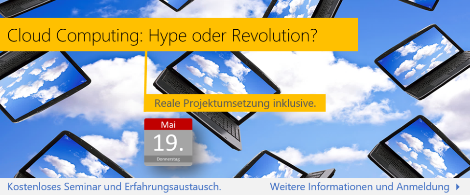 Fachforum: Cloud-Computing